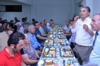 MATEM - Başkan Uysal, Cemevi'nde Oruç Açma Lokmasına Katıldı