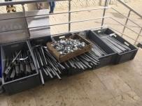 RUHSATSIZ SİLAH - Beyşehir'de Merdiven Altı Silah İmalathanesi Kapatıldı
