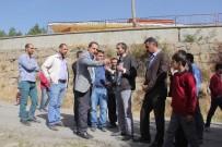 HÜSEYİN OLAN - Bitlis Belediyesinden Yeni Yol Açma Çalışması