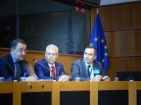 AVRUPA PARLAMENTOSU - Bozbey Nilüfer İnovasyon Merkezi'ni Brüksel'de Anlattı