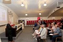 BİSİKLET YOLU - Büyükşehir Ulaşım Master Planını STK Temsilcilerine Anlatıyor