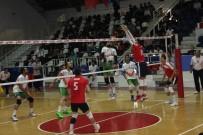 AHMET ÇAKıR - Büyükşehir Voleybol Takımı Sezona Galibiyetle Başladı