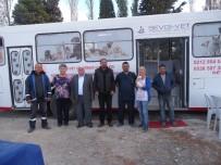 HAYVAN SEVERLER - Çardak'ta Sokak Hayvanları Kısırlaştırılıyor