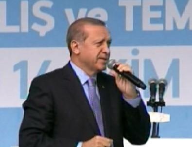 Cumhurbaşkanı Erdoğan Konya'da vatandaşlara hitap etti