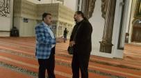 MANEVIYAT - Develi Belediye Başkanı Mehmet Cabbar Osman Gazi Türbesini Zirayet Etti