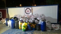 DİYARBAKIR EMNİYET MÜDÜRLÜĞÜ - Diyarbakır Lice'de Narkotik Terörüne Büyük Darbe