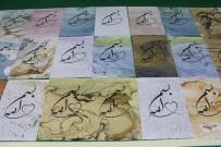 Ebru Sanatçısı Şimşek, Dünya Ebru Gününe Katılıyor