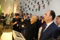 TEMEL ATMA TÖRENİ - Emine Erdoğan Kelebek Bahçesini Gezdi