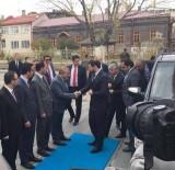 KAFKAS ÜNİVERSİTESİ - Enerji Tabi Kaynaklar Bakanı Berat Albayrak, Kars'ta