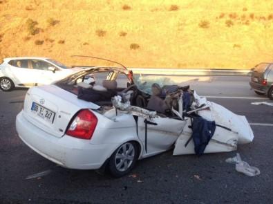 Evlenecek çifti ayıran korkunç kaza: 3 ölü, 2 yaralı