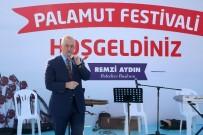 HAMSİ FESTİVALİ - Eyüp'te 2,5 Ton Palamut Dağıtıldı
