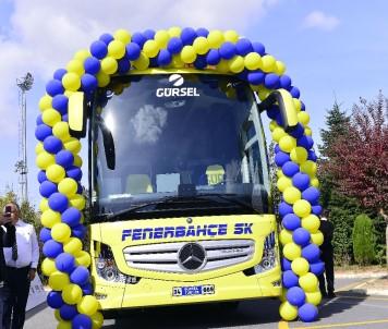 İşte Fenerbahçe'nin yeni otobüsü