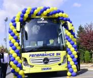 ÖNDER FIRAT - İşte Fenerbahçe'nin yeni otobüsü