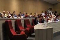 HALİL İBRAHİM ŞENOL - Gaziemir'in 2017 Bütçesi 104 Milyon
