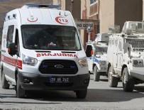 TERÖR SALDIRISI - Hakkari'deki saldırıda yararlanan asker şehit oldu