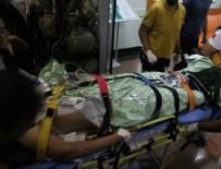 Hatay'da teröristlerle çatışma: 1 asker yaralı
