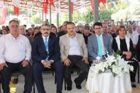 BÜYÜKŞEHİR YASASI - İsabeyli'de Kapalı Pazar Yeri Hizmete Açıldı