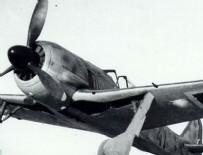 İKINCI DÜNYA SAVAŞı - Kayseri'de toprağın altından uçaklar çıktı