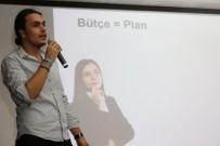FEN FAKÜLTESİ - KBÜ'de Öğrencilere 'Paramı Yönetebiliyorum' Konferansı