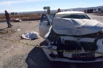 Korkunç Kaza Açıklaması 4 Ölü, 3 Yaralı