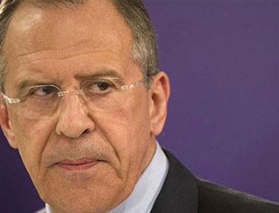 Lavrov'dan önemli Türkiye açıklaması
