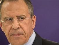 KARABAĞ - Lavrov'dan önemli Türkiye açıklaması