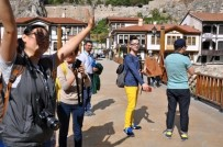 AHMET KAYA - Malezyalı Turizmciler İle Gazeteciler Amasya'ya Hayran Kaldı