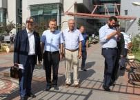 BAŞSAVCı - CHP'li Atıcı, Fezlekelerden Mersin'de Başsavcılığa İfade Verdi