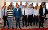 ORÇUN - Salihli Belediyespor Yeni Yönetimini Seçti