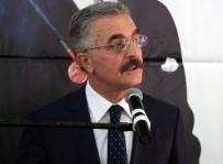 GRUP TOPLANTISI - Saray'ın Yedek Lastiğine Cevap Açıklaması PKK'nın Don Lastiği