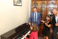 MIMAR SINAN ÜNIVERSITESI - Şile Belediyesi Müzik Okulu Öğrencilerinden Büyük Başarı
