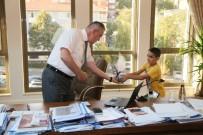 EYÜP BELEDİYESİ - Simurg'un Minik Öğrencilerinden Aşure Sürprizi