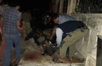 ÖNCÜPINAR - Sınırda Bombalı Araçla Saldırı Düzenlendi