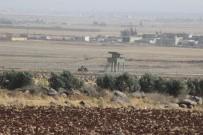 ÖZGÜR SURİYE - Sınırın Suriye Tarafında Hareketlilik Sürüyor