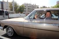 KLASİK ARABA - Talas'ta Klasik Araçlarla Nostalji Keyfi