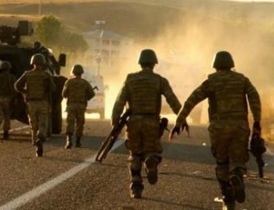 Bitlis'te çatışma: 1 asker yaralı