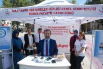 SOSYAL HİZMET - Tokat'ta Son Bir Yılda 208 Hastaya Palyatif Bakım Hizmeti Verildi