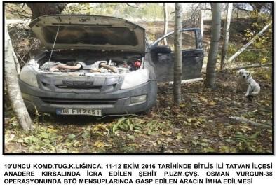 TSK: Son bir hafta içinde 9 bomba yüklü araç...