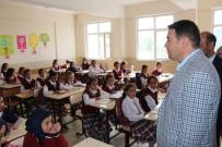 ANADOLU İMAM HATİP LİSESİ - Tutak'ta Okul Açılışı