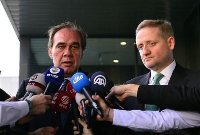 Yıldırım Demirören: Yayın ihalesiyle 5 Türk, 1 yurt dışı firması ilgileniyor