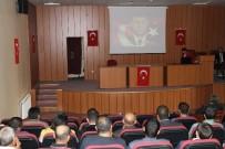 DENETİMLİ SERBESTLİK - Yozgat'ta Denetimli Serbestlikten Faydalanan Vatandaşlara 15 Temmuz Darbe Girişimi Anlatıldı
