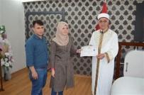 ŞEHADET - Yunanistanlı Genç Kız Malatya'da Müslüman Oldu