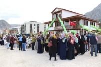 SOSYAL BELEDİYECİLİK - 9. Kültür Evine '10 Numara' Övgüsü