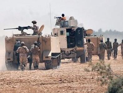 ABD, DAEŞ hedeflerini vurmaya başladı