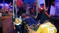 OLAY YERİ İNCELEME - Alkollü Sürücü Dehşet Saçtı Açıklaması 3 Ölü, 1 Ağır Yaralı