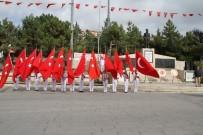 TÜRK BAYRAĞI - Atatürk'ün Yozgat'a Gelişinin 92. Yıl Dönümü Kutlandı