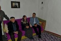 TAZİYE ZİYARETİ - Başkan Ataç'ın Taziye Ziyareti Duygulandırdı