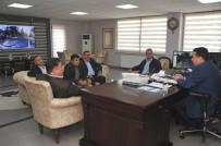 AHMET ÜNAL - Belediye Başkanı Fatih Bakıcı'ya Ziyaretler