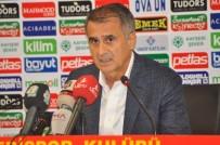 ŞENOL GÜNEŞ - Beşiktaş Kayseri'den 3 Puanla Ayrıldı