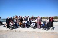 EVDE EĞİTİM - Beyşehir, Engelli Öğrencileri Misafir Etti